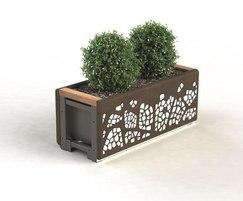 Natural Elements Planter module