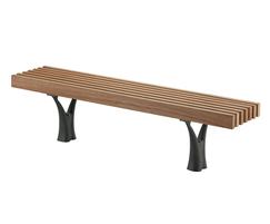 Idylle slim bench