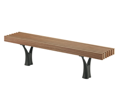 Idylle wide bench