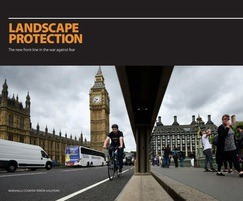 Marshalls - street furniture: Landscape Protection white paper