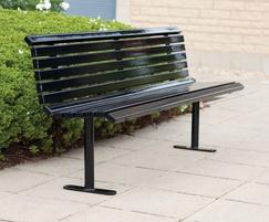 Academy mild steel seat