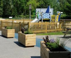 Sutcliffe Play: New play area for Cotswold Water Park Four Pillars hotel