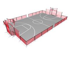SZU010 standard ball court