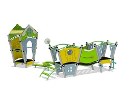 Mansion multi play unit
