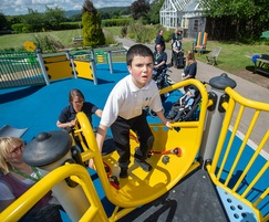 Multiplay equipment for children wth special needs