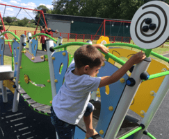 Sutcliffe Play: Transforming 4 playgrounds - London Borough of Redbridge