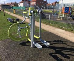 Romper outdoor gymn equipment