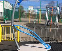 Wind Rider play equipment for children's playground