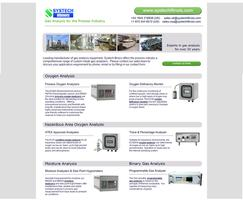 Systech Instruments: Systech launch dedicated process gas analyser website