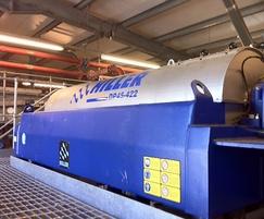 DP45 Hiller centrifuge