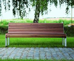 Portiqoa - Park Bench