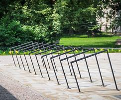 Edgetyre - Bicycle Stand