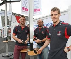 Street Charge - Ulster Rugby