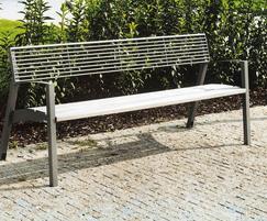 Vera - Park Bench