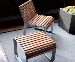 Portiqoa - Seat & Stool