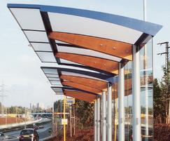 Regio bus shelter
