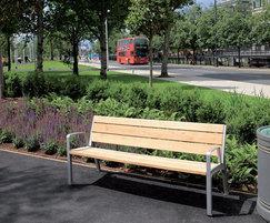 Miela Park Bench