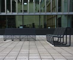 Limpido seating - Royal National Theatre of London