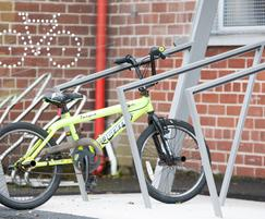 Cycle parking - Donaghadee Primary School