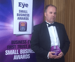 Environmental Street Furniture: 2016 Small Business Exporter of the Year award winner