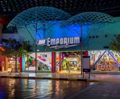 Environmental Street Furniture: ESF streets ahead in Dubai's new theme park