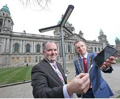 Environmental Street Furniture: ESF helps Belfast City centre recharge