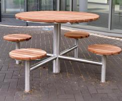 Simplicity Collection: picnic table and seats