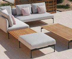 Layout outdoor furniture collection