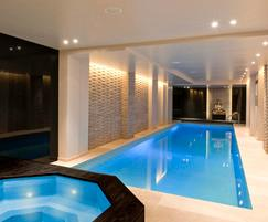 Pool and spa renovation