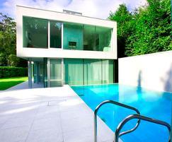 Minimalist Outdoor Pool