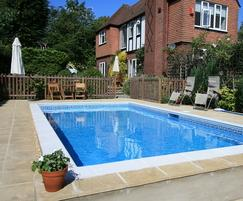 Family Pool - refurbishment