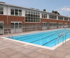 Rosebery School Pool - design & build
