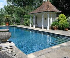 Domestic pool - refurbishment