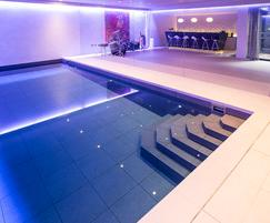 London Swimming Pool Company: Awards for pool design and installation