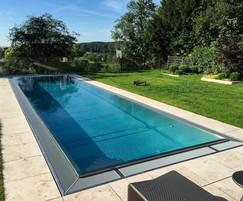 London Swimming Pool Company: Introducing modular luxury stainless steel pools