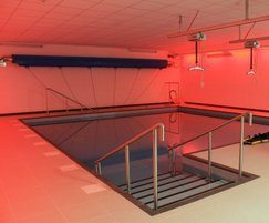 Award winng hydrotherapy pool