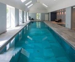 Bespoke minimalist pool