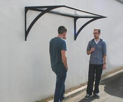 Corfe smoking canopy & Corfe smoking canopy | NBB Outdoor Shelters | ESI External Works