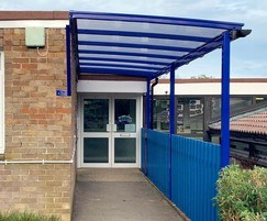 Canopy Walkway for Patcham Infant School