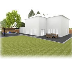 Visualisation for garden