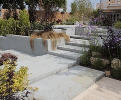 Hard landscaping project