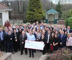Tobermore: Tobermore Donate £20,000 to Barnardo's for Christmas