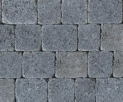 Tobermore Tegula Setts Charcoal
