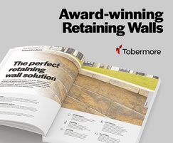Tobermore: Tobermore launches new retaining walls brochure