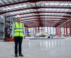 Tobermore has invested £10m to expand its manufacturing