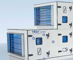 X-CUBE air handling unit from TROX