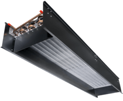 TROX passive chilled beam Type TCB-RB