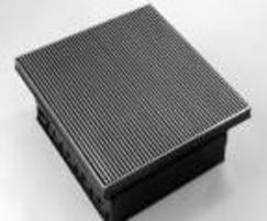 Type AFG heavy duty floor grille