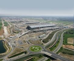 Terminal 5, London Heathrow airport