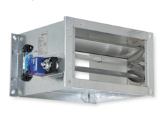 Type TVT for normal/high flow and air tight shut off